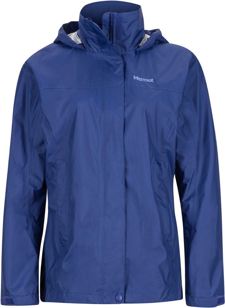 photo: Marmot Women's PreCip Jacket waterproof jacket