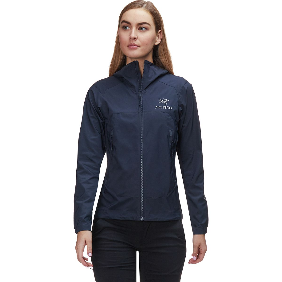 photo: Arc'teryx Women's Tenquille Hoody soft shell jacket