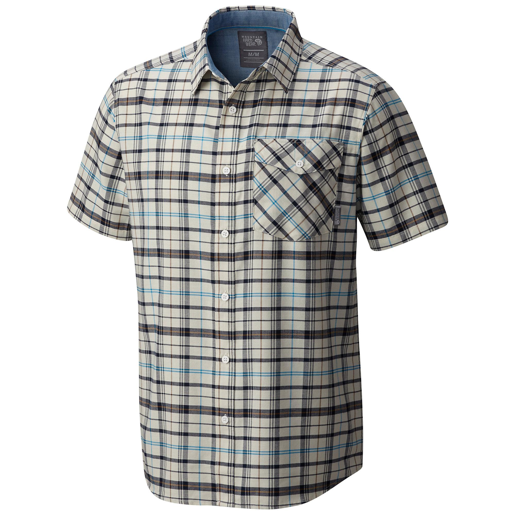 Mountain Hardwear Drummond Short Sleeve Shirt