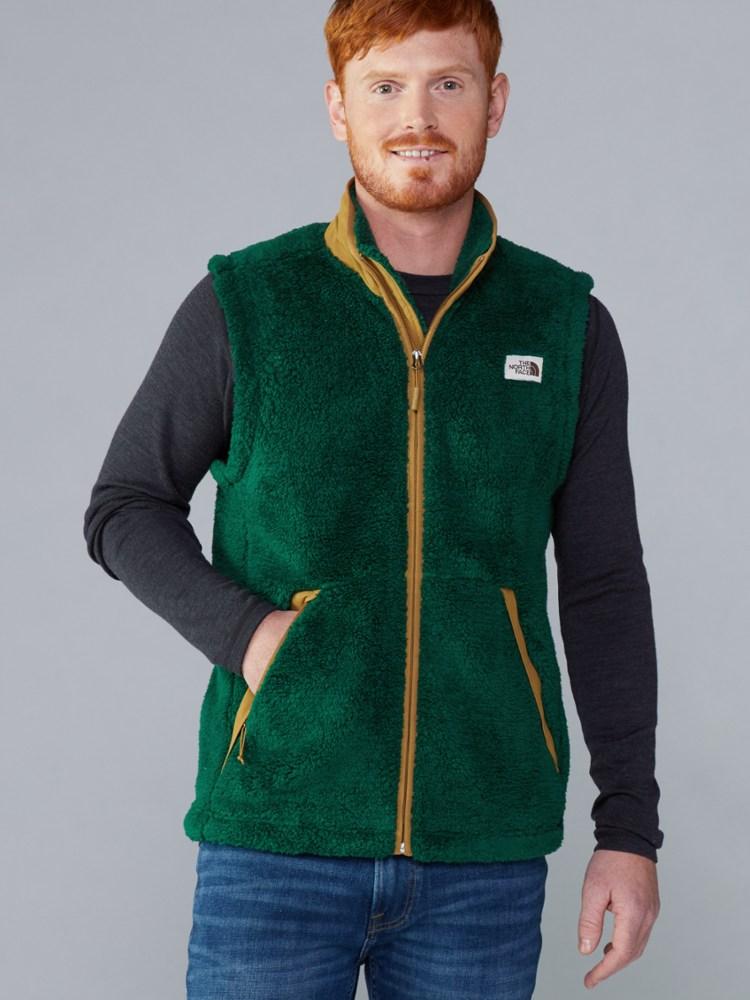photo: The North Face Campshire Vest fleece vest