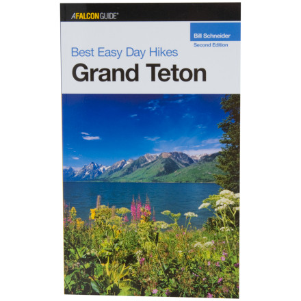 Falcon Guides Best Easy Day Hikes - Grand Teton