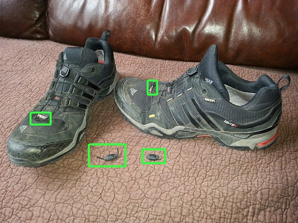 Subrayar brecha tubería  Adidas Terrex Fast X GTX Reviews - Trailspace