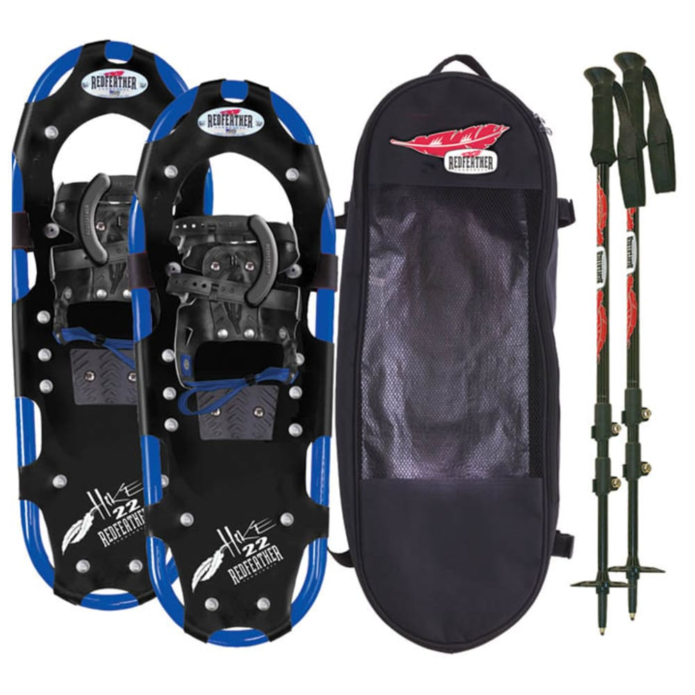photo: Redfeather Hike recreational snowshoe