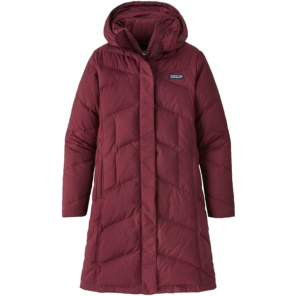 photo: Patagonia Down With It Parka down insulated jacket