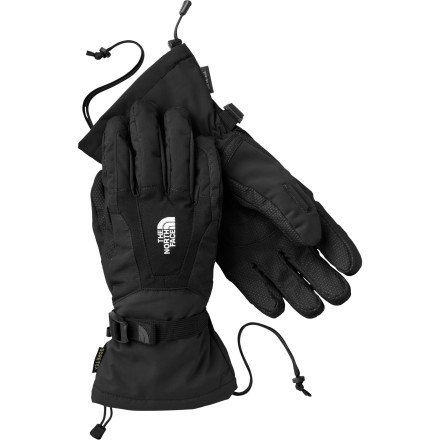 photo: The North Face Women's Decagon Glove insulated glove/mitten