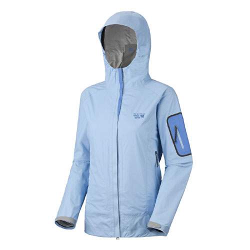 photo: Mountain Hardwear Women's Cohesion Jacket waterproof jacket