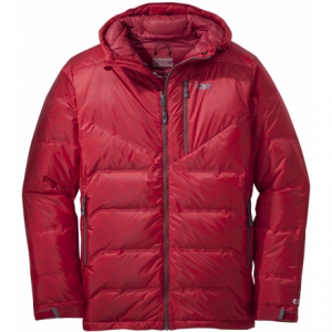 photo: Outdoor Research Floodlight Jacket down insulated jacket