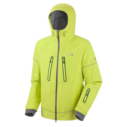 photo: Mountain Hardwear Snowpocalypse Jacket snowsport jacket