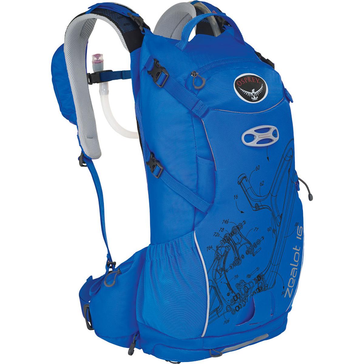 photo: Osprey Zealot 16 hydration pack