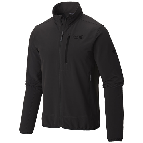 photo: Mountain Hardwear Men's Chockstone Jacket soft shell jacket