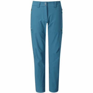 photo: Rab Women's Sawtooth Pants soft shell pant