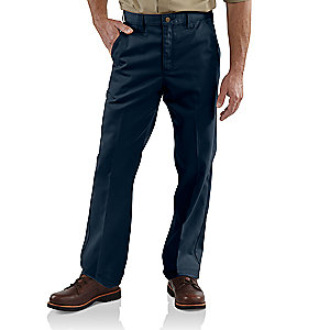 photo: Carhartt Twill Work Pant hiking pant