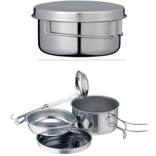 photo: Snow Peak Personal Cooker I pot/pan