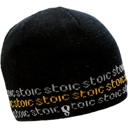 photo: Stoic Cardiff Beanie winter hat