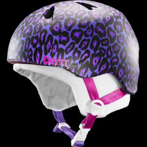 photo: Bern Nia Zipmold snowsport helmet