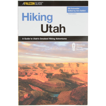 photo: Falcon Guides Hiking Utah us mountain states guidebook