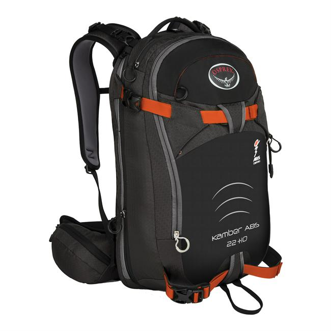 photo: Osprey Kamber ABS Compatible 22+10 avalanche airbag pack