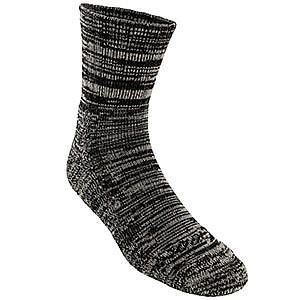 Woolx Fearless Socks Crew Length Full Cushion