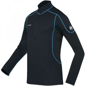 photo: Mammut Go Warm Zip Longsleeve base layer top