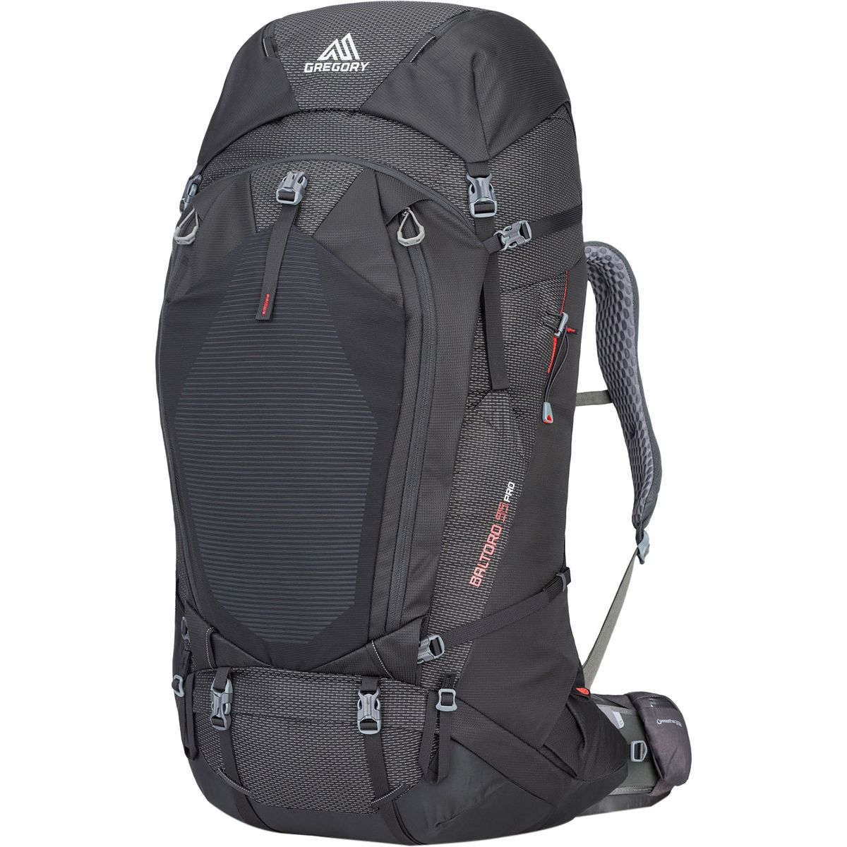 photo: Gregory Baltoro 95 Pro expedition pack (70l+)