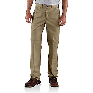 photo: Carhartt Twill Double-Knee Work Pant hiking pant