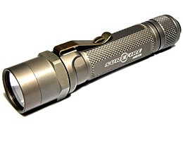 SureFire E2E Executive Elite Hard Anodized