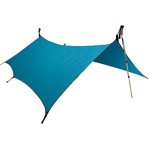 photo: Granite Gear White Lightnin' tarp/shelter