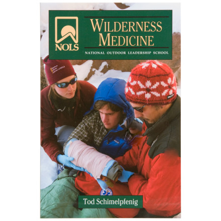 Stackpole Books NOLS Wilderness Medicine