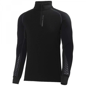 photo: Helly Hansen HH Warm Flow High Neck 1/2 Zip base layer top