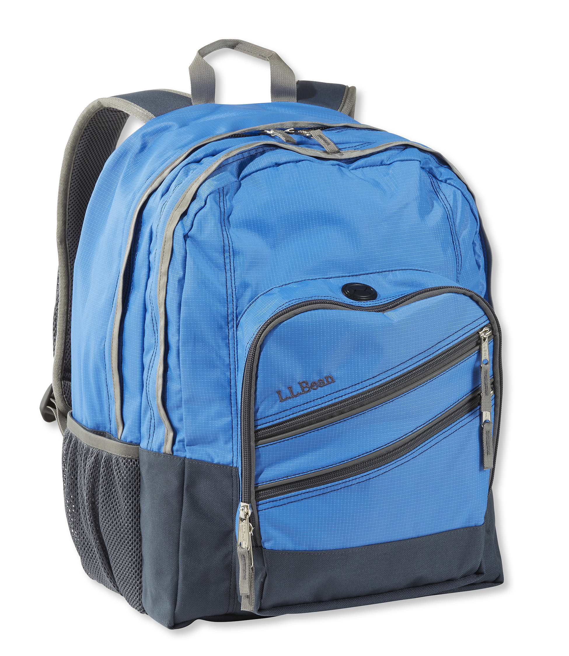L.L.Bean Super Deluxe Kids Backpack