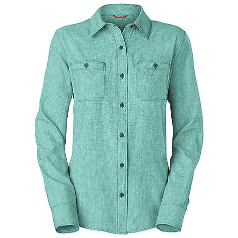 photo: The North Face Nada Mucho Woven hiking shirt