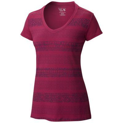 Mountain Hardwear DrySpun Batika V-Neck Short Sleeve T