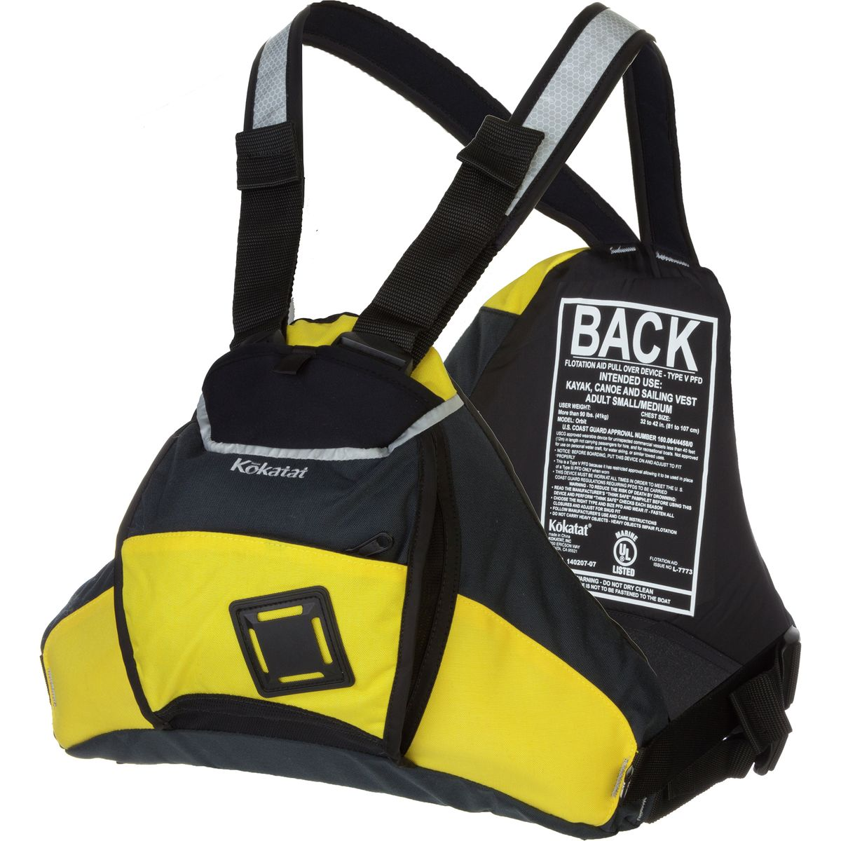photo: Kokatat Orbit Tour life jacket/pfd