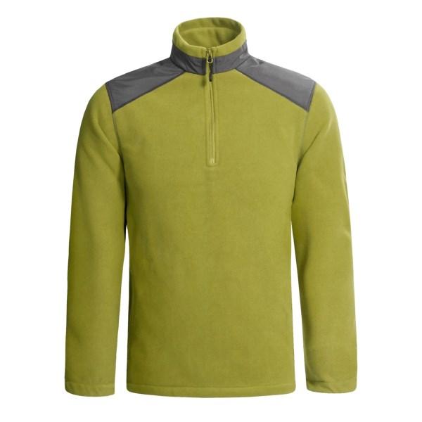 photo: Woolrich Oakway Polartec Pullover fleece jacket
