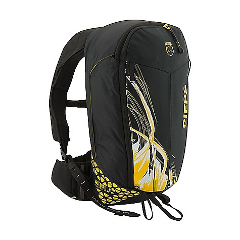 Black Diamond PIEPS Rider 10 JetForce Avalanche Airbag Pack