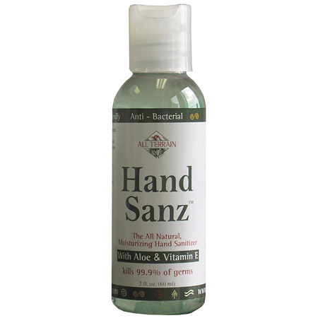 All Terrain Hand Sanz Natural Sanitizer