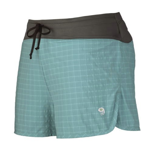 photo: Mountain Hardwear Pacer Advance Short active short