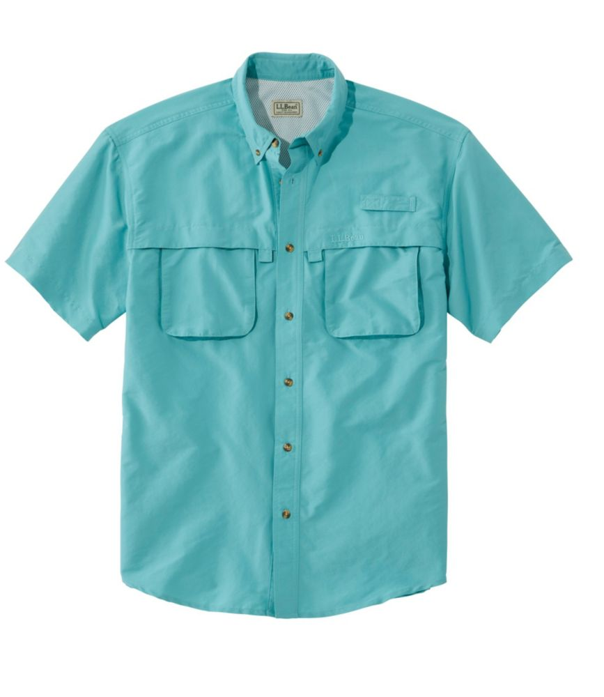 photo: L.L.Bean Tropicwear Shirt, Short-Sleeve hiking shirt