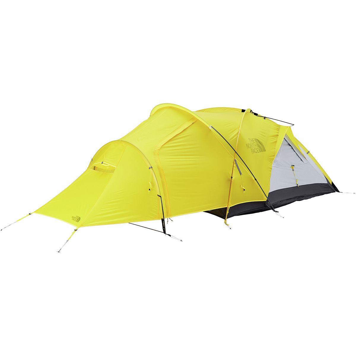 photo: The North Face Alpine Guide 3 four-season tent