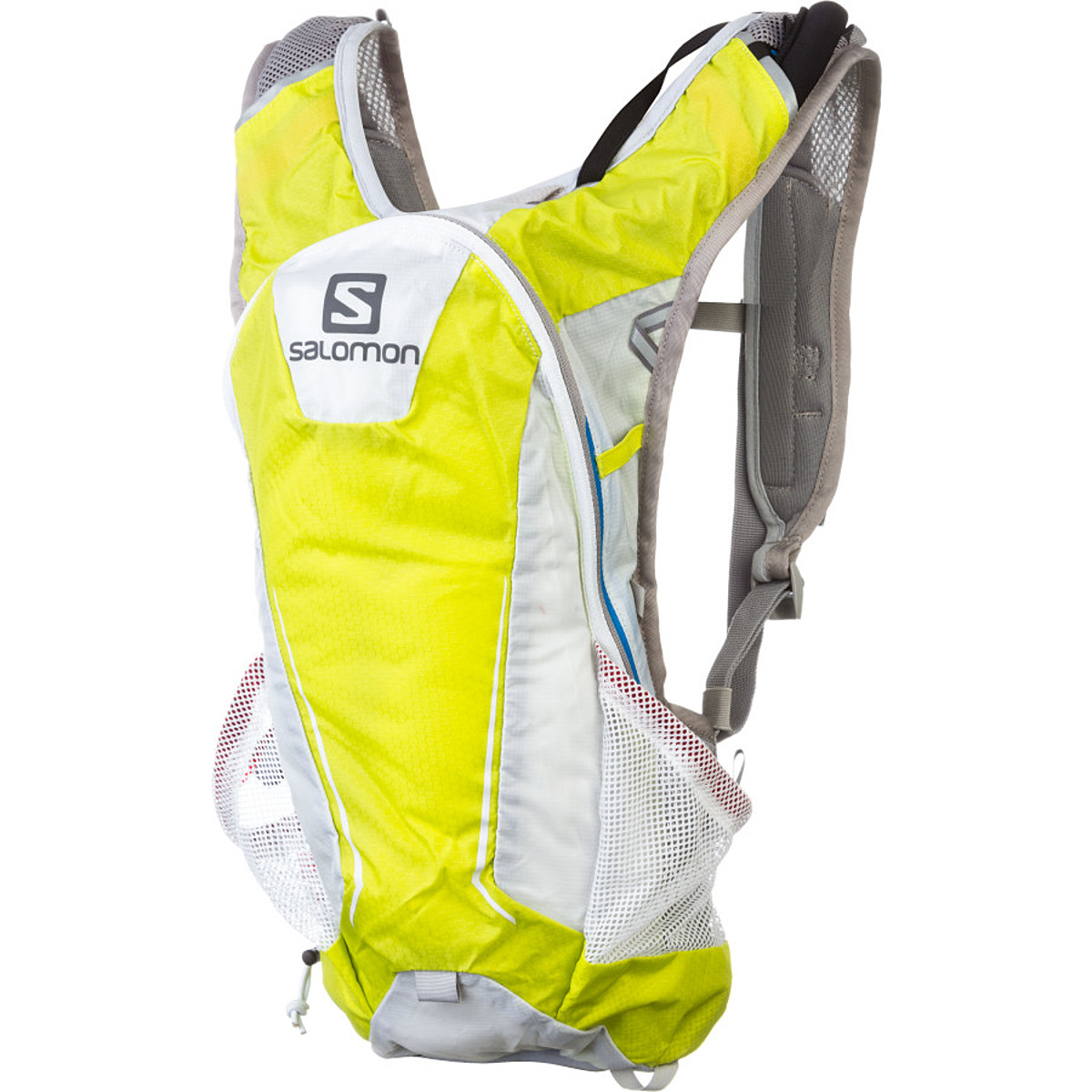 photo: Salomon Agile 7 Set hydration pack