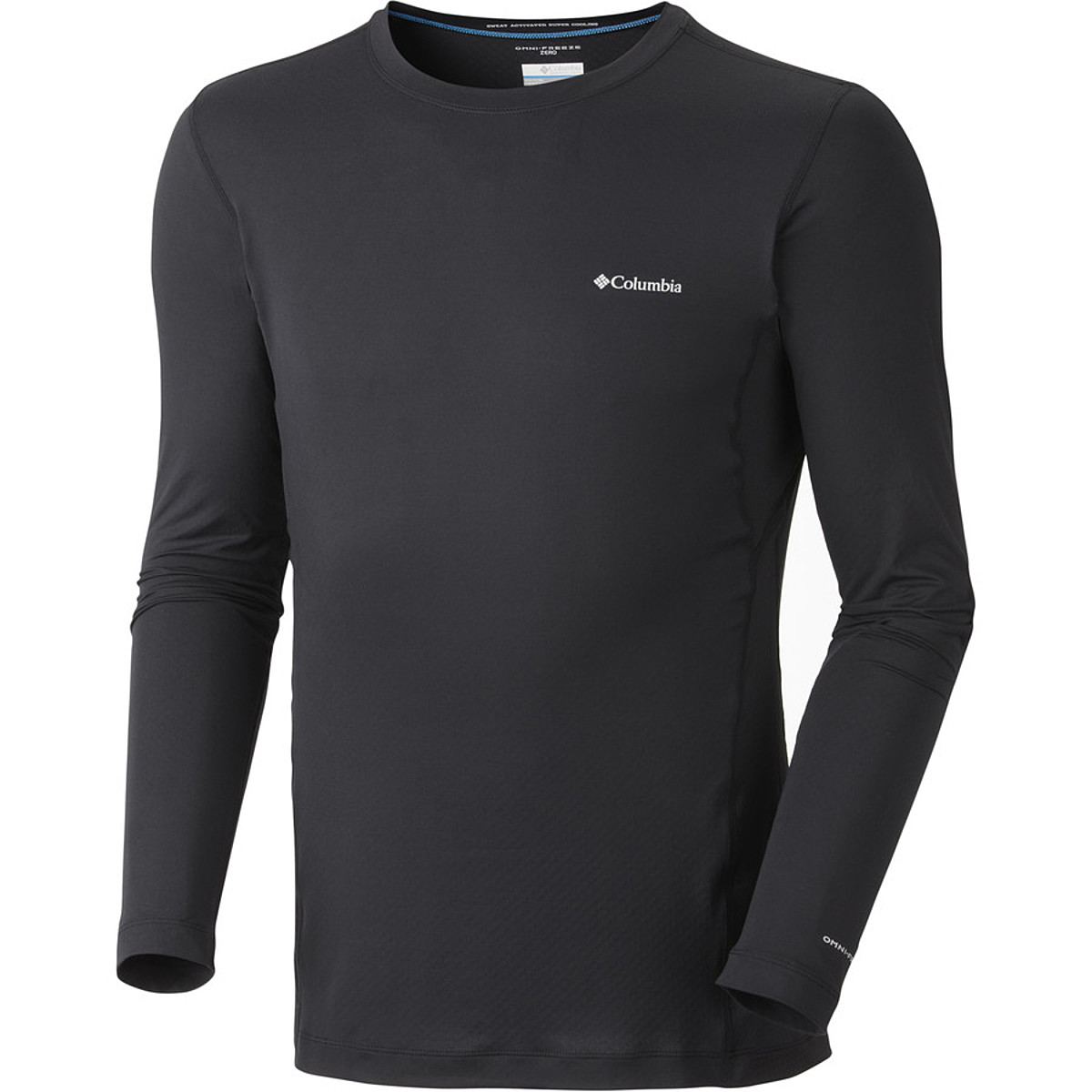photo: Columbia Men's Coolest Cool Long Sleeve Top base layer top