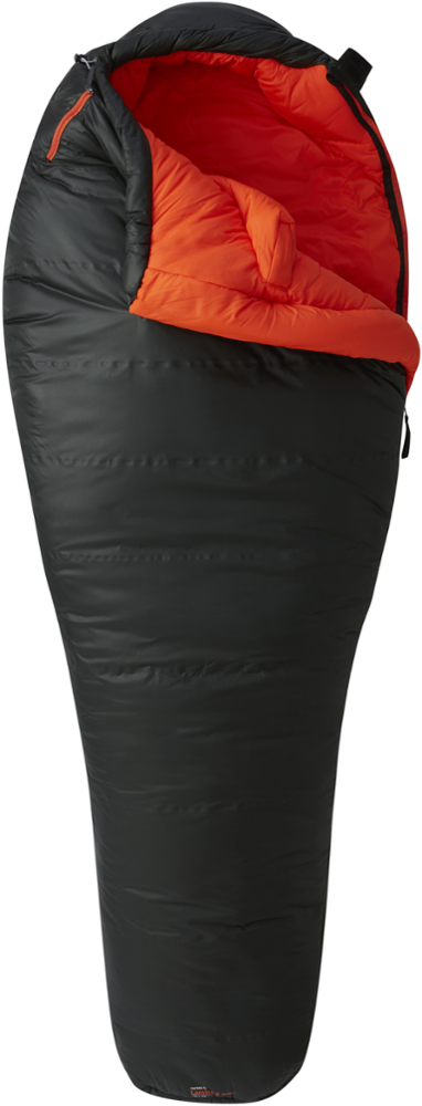 photo: Mountain Hardwear Lamina Z Bonfire -30° cold weather synthetic sleeping bag