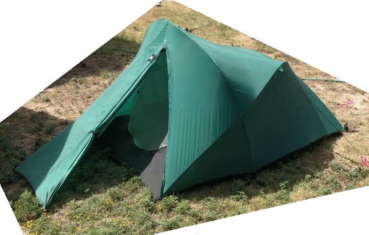 photo: The North Face Starfire Extreme four-season tent