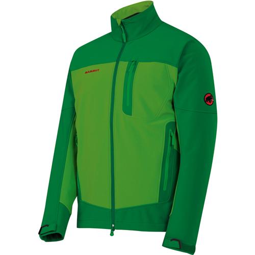 photo: Mammut Plano Jacket soft shell jacket