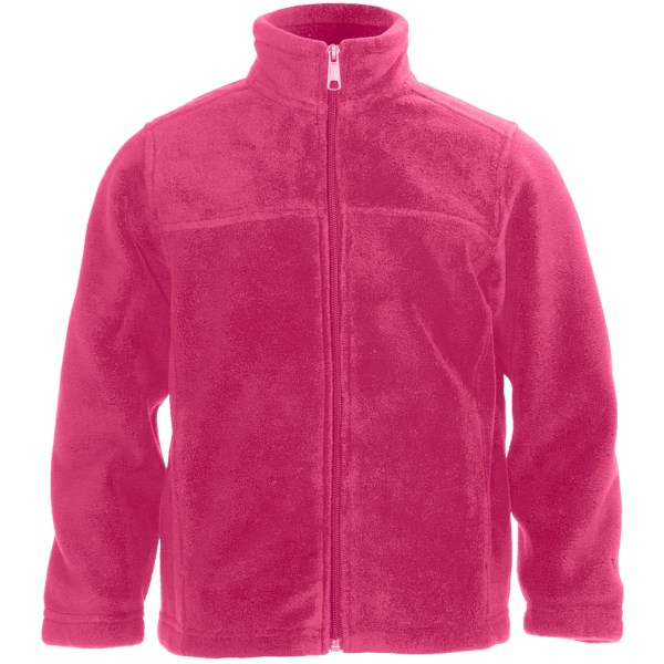 photo: White Sierra Kids' Sierra Mountain Fleece Jacket fleece jacket