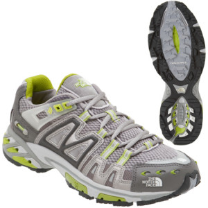 photo: The North Face Men's Arnuva 100 TR trail running shoe