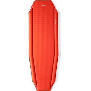 photo: REI Women's AirRail 1.5 Self-Inflating Pad self-inflating sleeping pad