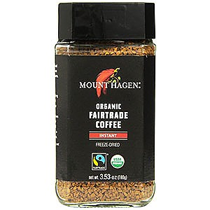 photo: Mount Hagen Organic Fairtrade Instant Coffee coffee
