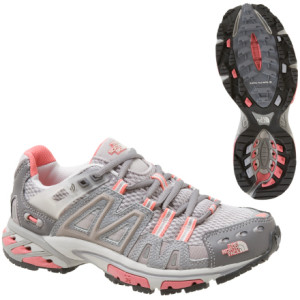 photo: The North Face Women's Arnuva 100 TR trail running shoe