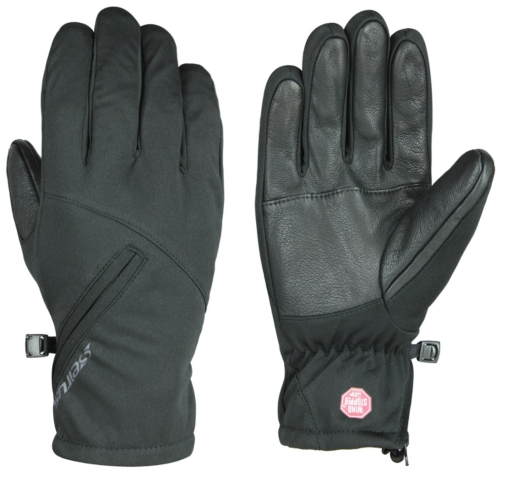 Soft Shell Gloves and Mittens